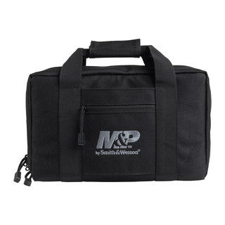 Allen Smith and Wesson M&P Double Handgun Case
