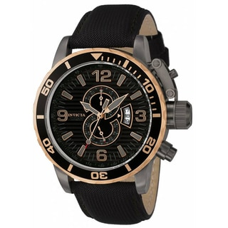 Invicta Men's IN-12622 Stainless Steel 'Corduba' Quartz Watch