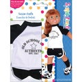 Springfield Collection Soccer Outfit-Black and White T-Shirt and Shorts