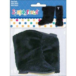 Springfield Collection Boots-Black