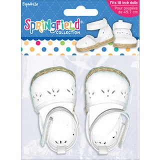 Springfield Collection Espadrilles-White