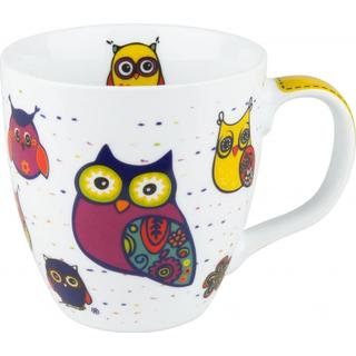 Konitz Owl Mugs (Set of 4)