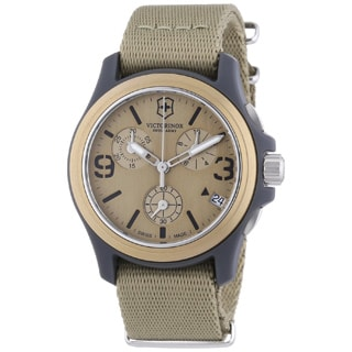 Swiss Army Men's 241533 Original Chronograph Sand Watch