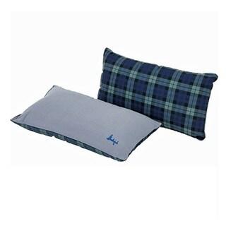 Slumberloft Cotton Flannel Camp Pillow