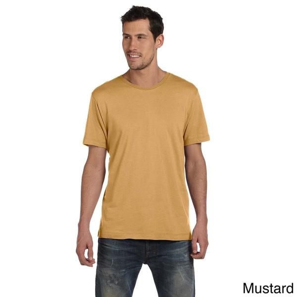 Alternative Men's Basic Crew Neck T-shirt