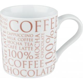 Konitz 100% Coffee White (Set of 4)