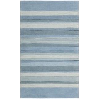 Nourison Interlude Light Blue Accent Rug (2'3 x 3'9)