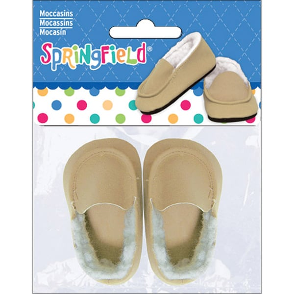 Springfield Collection Moccasins-Tan
