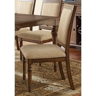 Robyn Side Chair with Distressing (Set of 2)