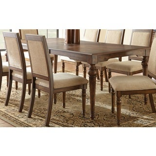 Robyn 90-inch Dining Table with Distressing