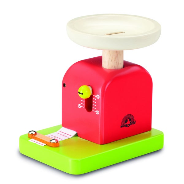 Wonder Weight Scale Toy