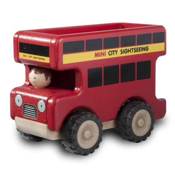 City Sightseeing Bus Toy