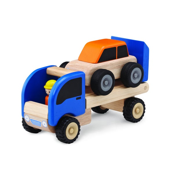 Mini Trailer Toy Set