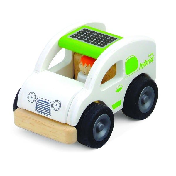 Mini Eco Car Toy