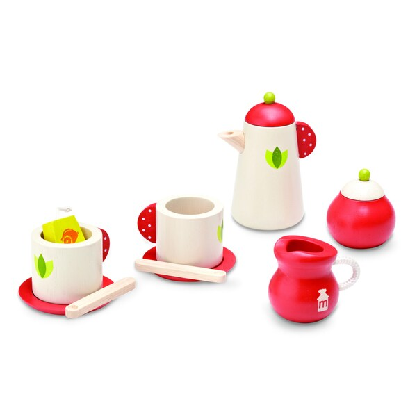 Tea Break Wooden Toy Set