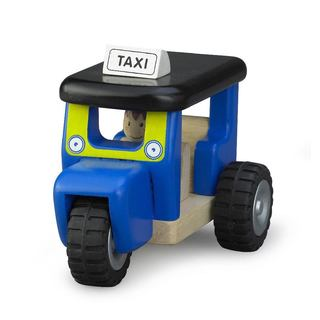 Mini Tuk Tuk Wooden Toy Vehicle