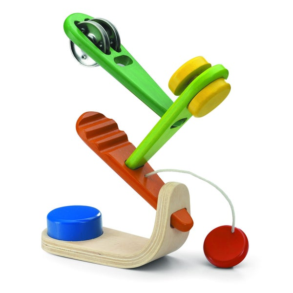 Musical Tree Wooden Toy