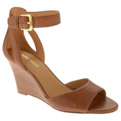 Women's Nine West Floyd Light Brown Leather