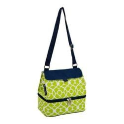 Picnic at Ascot Lunch Cooler Trellis Green