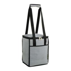 Picnic at Ascot Modern Collapsible Cooler Houndstooth