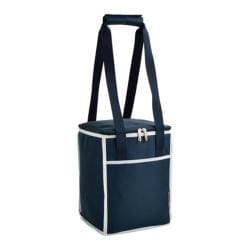 Picnic at Ascot Modern Collapsible Cooler Navy