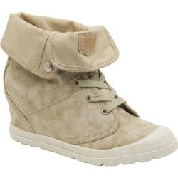 Women's Rocket Dog Frenzy Natural Blanched Canvas