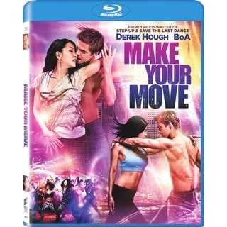 MAKE YOUR MOVE (BLU RAY W/ULTRAVIOLET) (DOL DIG 5.1/1.78/WS)
