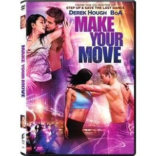 MAKE YOUR MOVE (DVD W/ULTRAVIOLET) (DOL DIG 5.1/1.78/WS)