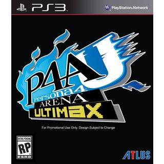 PS3 - Persona 4: Arena Ultimax