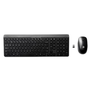HP 2.4 GHz Keyboard and Mouse