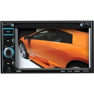 "Boss BV9356 Car DVD Player - 6.2"" Touchscreen LCD - Double DIN"