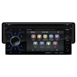 "Boss BV7464B Car DVD Player - 4.6"" Touchscreen LCD - Single DIN"
