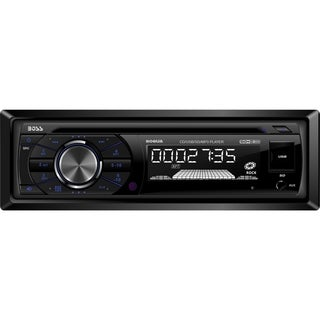 Boss 506UA Car CD/MP3 Player - iPod/iPhone Compatible - Single DIN