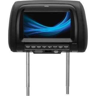 "Boss HIR7UBL Car Flash Video Player - 7"" LED-LCD"