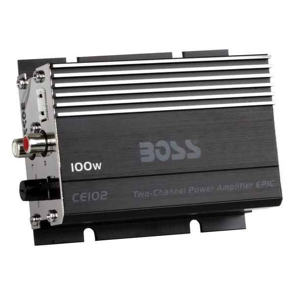 Boss CHAOS EPIC 100 Watts, 2-Channel Mini High Power Amplifier