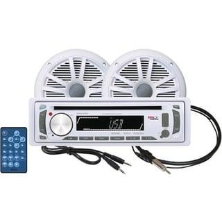 Boss CD Player/Speaker Kit