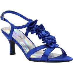 Women's Coloriffics Giselle Blue Satin