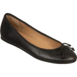 Women's Franco Sarto Zapp Black Silky Sheep