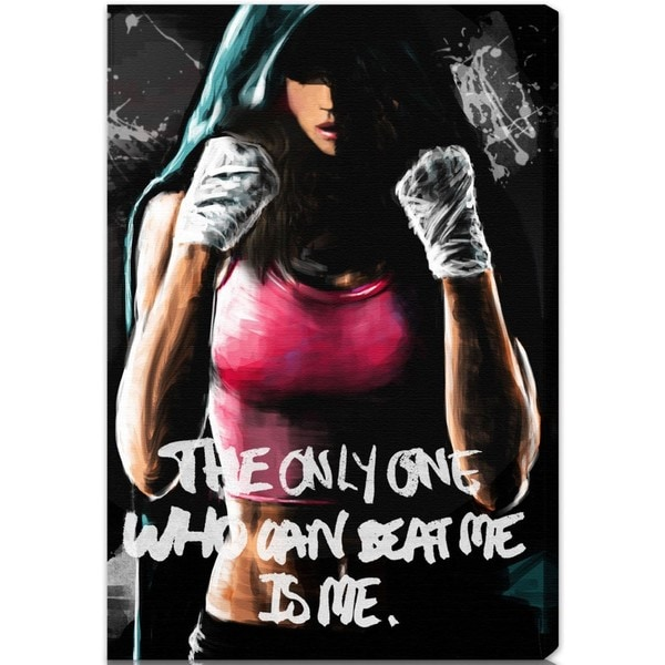 Oliver Gal 'The Only One' Canvas Art