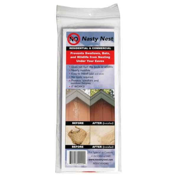 No Nasty Nest Bat and Swallow Deterrent