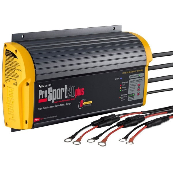 Pro Mariner ProSport 20 2-bank Charger