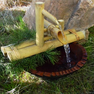 Rocking Bamboo Arms Fountain Kit (Vietnam)