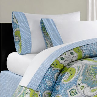 Echo Design Sardinia Cotton Sheet Set