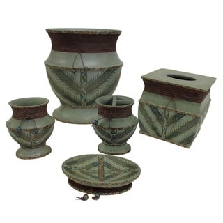 Sherry Kline Sedona 5-piece Bath Accessory Set