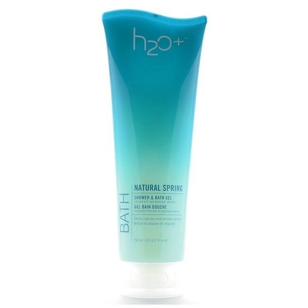 H2O+ Bath Aquatics Natural Spring 8.5-ounce Shower and Bath Gel