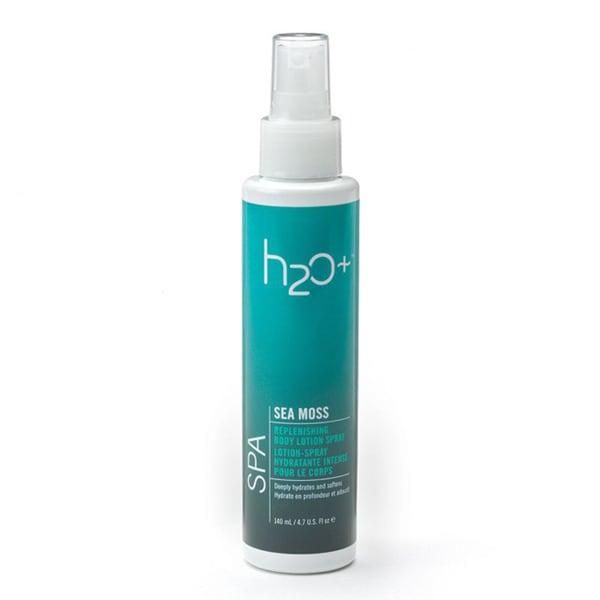 H2O+ Spa Sea Moss Replenishing 4.7-ounce Body Lotion Spray