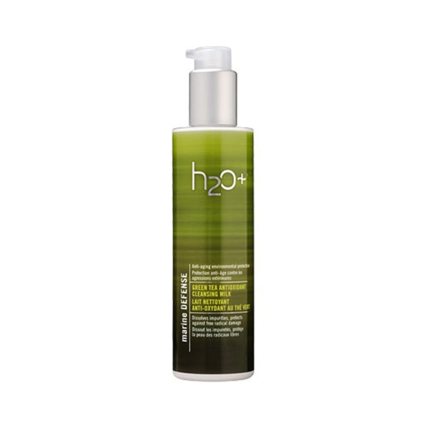 H2O+ Marine Defense Green Tea Antioxidant 6.7-ounce Cleansing Milk
