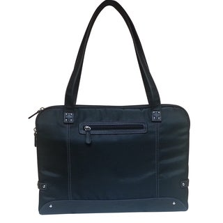Allant Black Slim Women's Laptop Tote