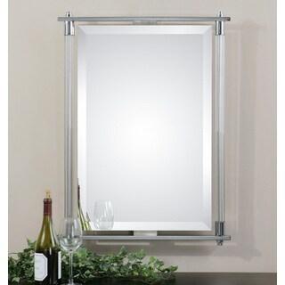 Uttermost Adara Vanity Polished Chrome-plated Vanity Mirror