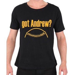 Pittsburgh Pirates Men's 'Got Andrew?' T-shirt